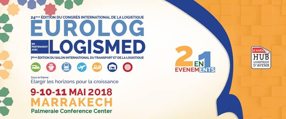 Asistimos a la 24ª Edición de EUROLOG 2018, Congreso Internacional de Logística