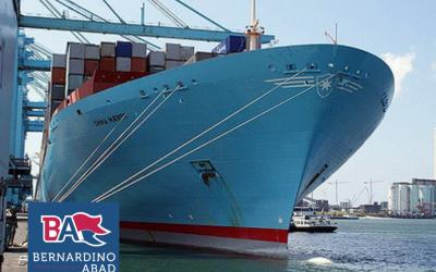 5 ventajas del Transporte Marítimo