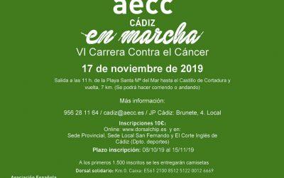 Bernardino Abad patrocinadores de AECC EN MARCHA